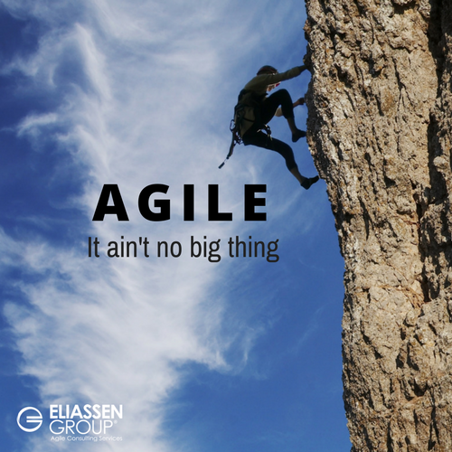 #Agile It Ain't No Big Thing.png