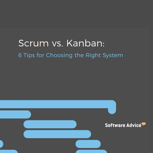 Agile eBook – Kanban vs. Scrum: Tips for Choosing the Right System